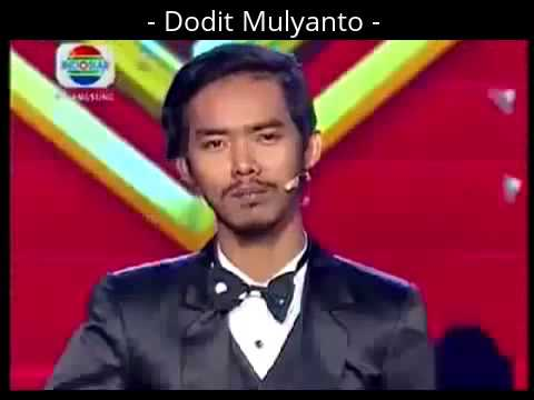 Dodit Mulyanto - Stand Up Comedy episode Paling kocak