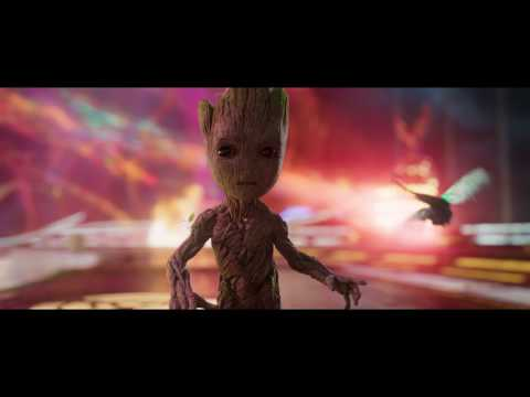 Marvel's Guardians of the Galaxy Vol. 2 | Filming with Baby Groot