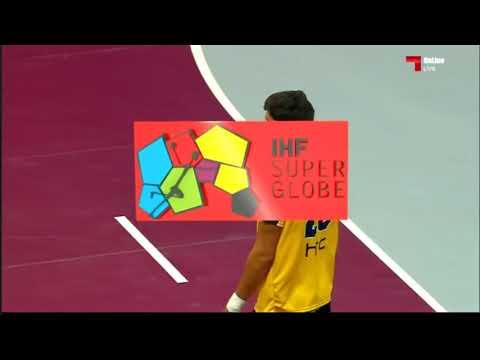 Sydney Uni Handball Club (AUS) vs Naft-O-Gas-Gachsaran (IRI)  - IHF Super Globe