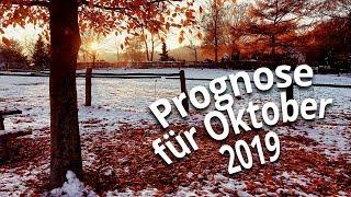 Wetterprognose Oktober 2019 Erst Golden Und Dann Schon Schnee