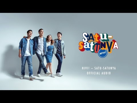 Cover Lagu HIVI! - Satu-Satunya (Official Audio) STAFABAND