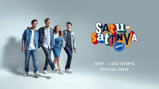 Video HIVI! - Satu-Satunya (Official Audio) download MP3, 3GP, MP4, WEBM, AVI, FLV November 2018