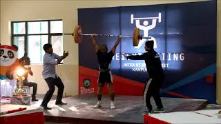 Weightlifting Competition: Inter IIT 2016 Sports meet at IIT Kanpur