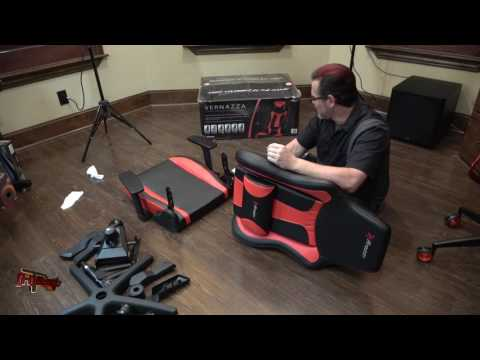 Arozzi Vernazza Gaming Chair Unboxing & Build from Champ Chairs
