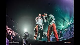 The Prodigy in Moscow 16.03.2018 FHD