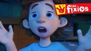 The Fixies ★ THE NIGHT LIGHT | MORE Full Episodes ★ Fixies English | Cartoon For Kids