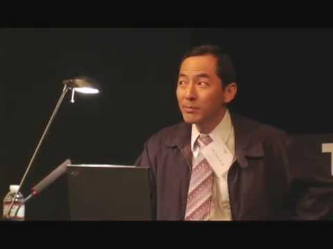 Japanese Hospital 4 of 14:  Presentation by Dr. Troy Kaji - part 2/5