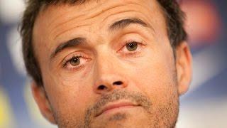 La despedida de Luis Enrique del Barça B
