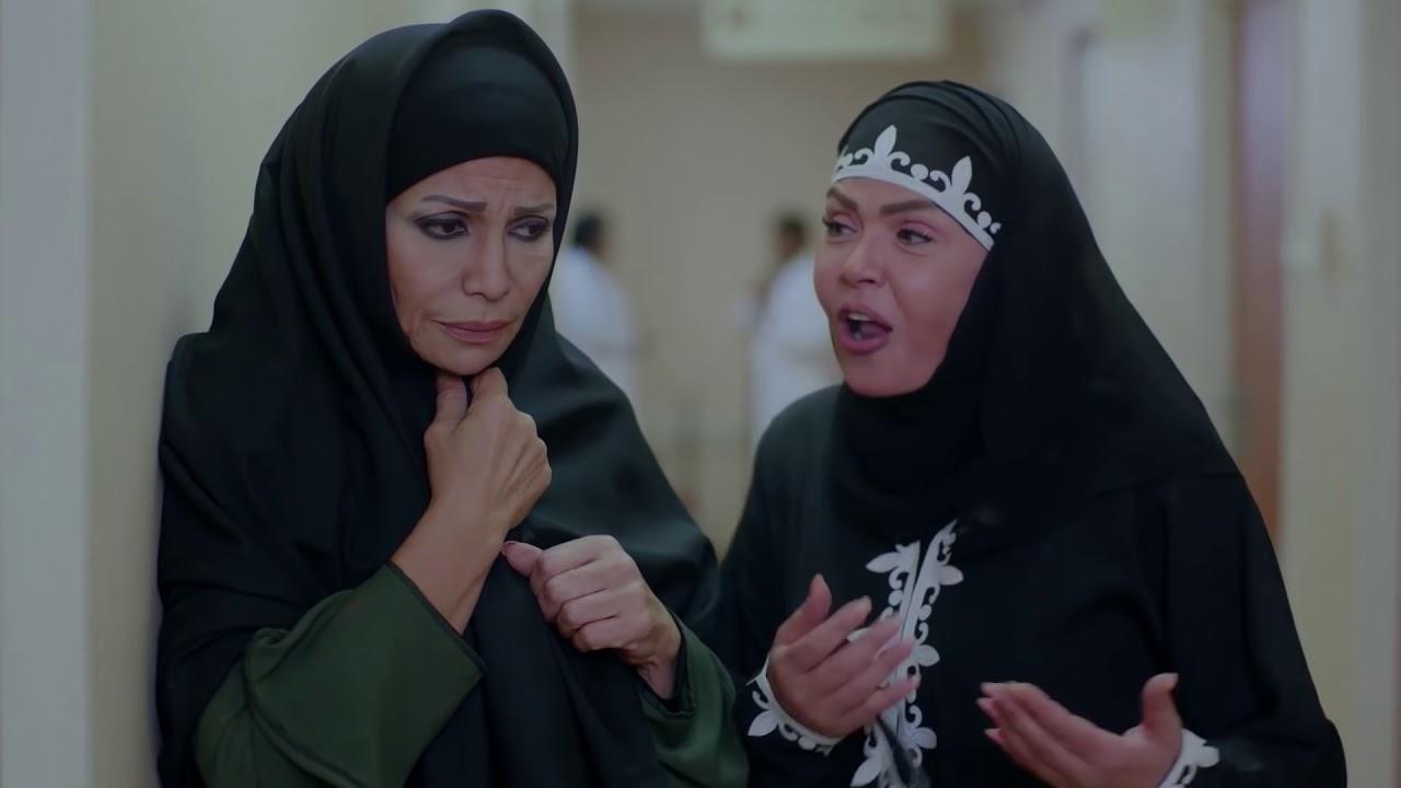 مسلسل البيت الكبير l اصعب لحظة لما عبد الحكيم طلق  جبرية  امام كريمة بعد اللى عملته فى ابنها