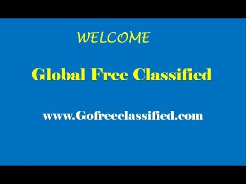 Free classifieds India - www.Gofreeclassified.com