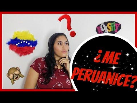 COSAS QUE PASAN CUANDO VIENES A PERÚ| Venezolanos en Lima | Roashy