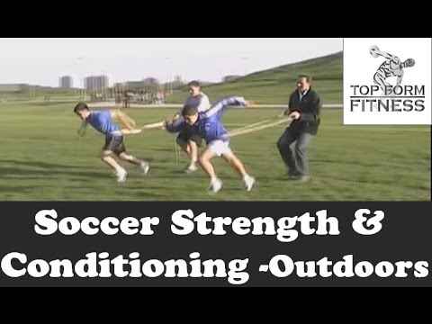 soccer strength and conditioning workouts pdf