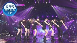 Rocket Punch(로켓펀치) - Love Is Over [Music Bank / 2019...