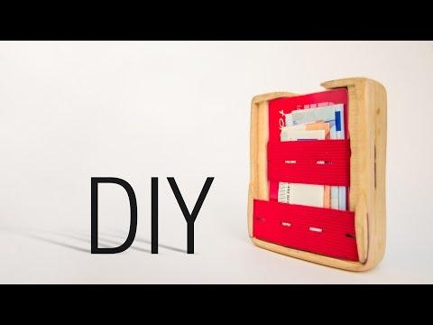 DIY Wooden Wallet