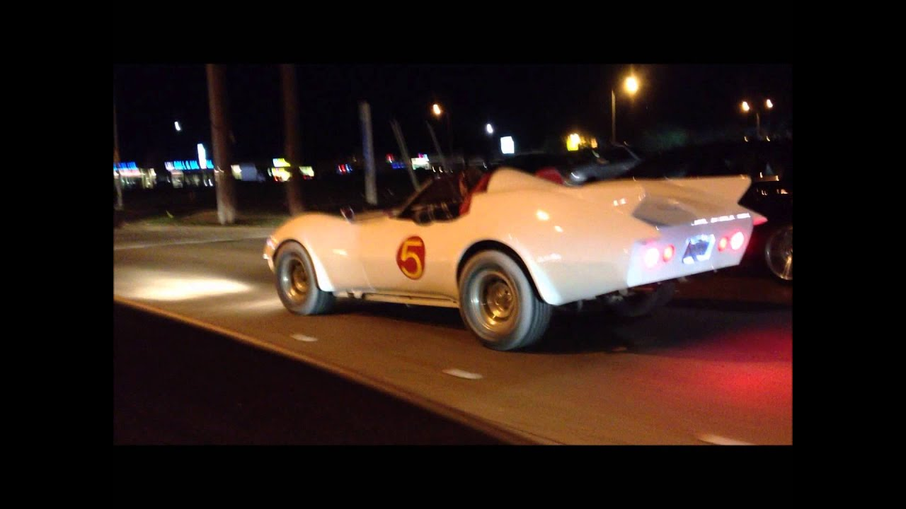 real life speed racer youtube