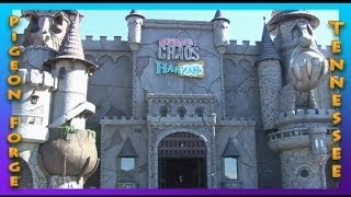 Castle Of Chaos Haunted Attraction Pigeon Forge Tennessee