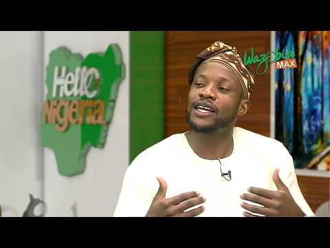 LIFE OF A VEGAN with TEMITOPE SONUYI AND BOLANILE OLATUNJI - HELLO NIGERIA