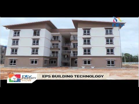 NTV Property Show S2 E02; Alternative building materials