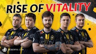 The Rise of Team Vitality CS:GO Documentary