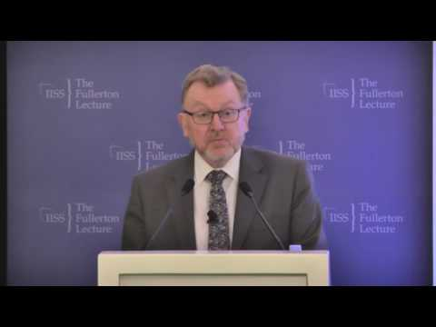 Fullerton Lecture: Scotland and the UK outside the EU  bold, global and outward looking