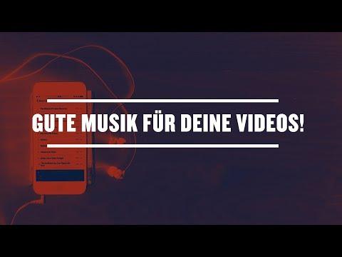 Gute Musik für Videos - diese Plattformen gibt es!