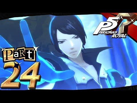 Persona 5 Royal - Part 24 - Awaken Goemon
