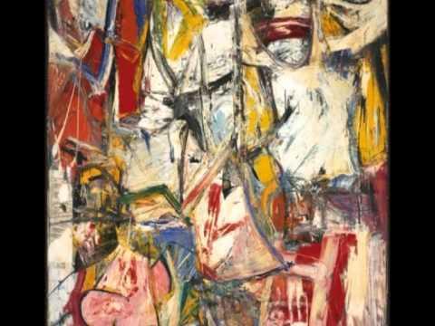 Pollock. El artista y el mito. El action-painting.