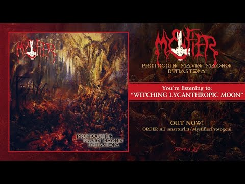 Mystifier - Witching Lycanthropic Moon