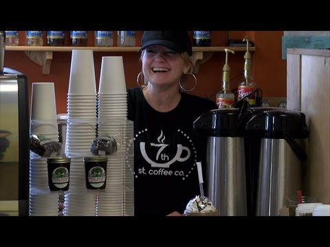 Coffee Shop Brewing Up Jobs With Woodworking Shop