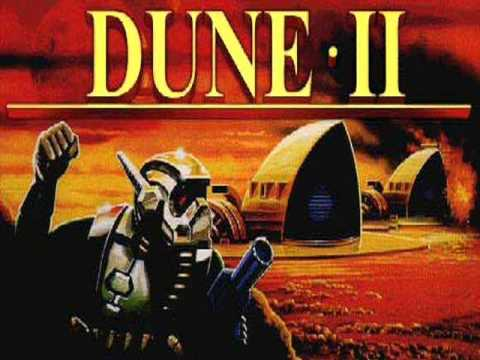 Dune II The Building of a Dynasty (PC) - Dark Technology