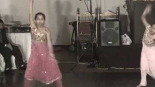 Remix - A Dance on Hindi Song in Diwali Function 2008 at SPSC Toronto