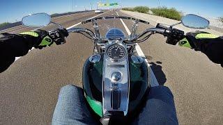 2016 Harley Davidson Road King - Test Ride Review
