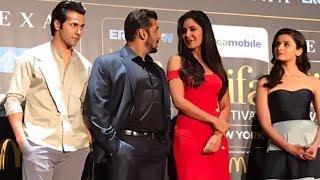 IIFA Awards 2017 | Salman Khan SINGS to celebrate Katrina Kaif's Birthday