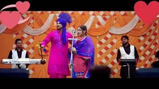 Nimrat Khera Whatsapp status song Chan te plot len lu (Nimrat Khera)