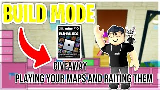🔴Playing Your Piggy Maps🔴| ROBLOX GIVEAWAY! | Roblox Livestream| Family Friendly Streamer