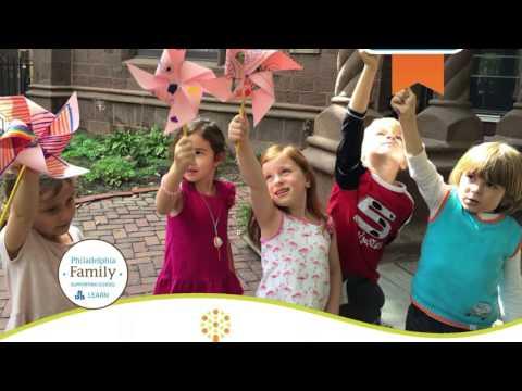 Philadelphia Family presents Clementine Montessori School with Angie Meadows