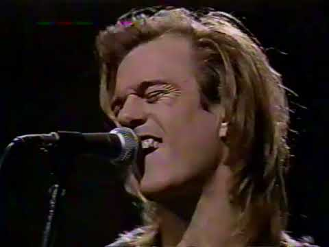 Tommy Conwell and the Young Rumblers - Live on David Letterman 1989