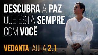 Curso Online Gratis de Vedanta AULA 2.1 com Jonas Masetti