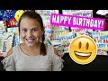 GRACELYNN'S 10th BIRTHDAY SPECIAL! BIRTHDAY PRESENT OPENING AND PARTY!