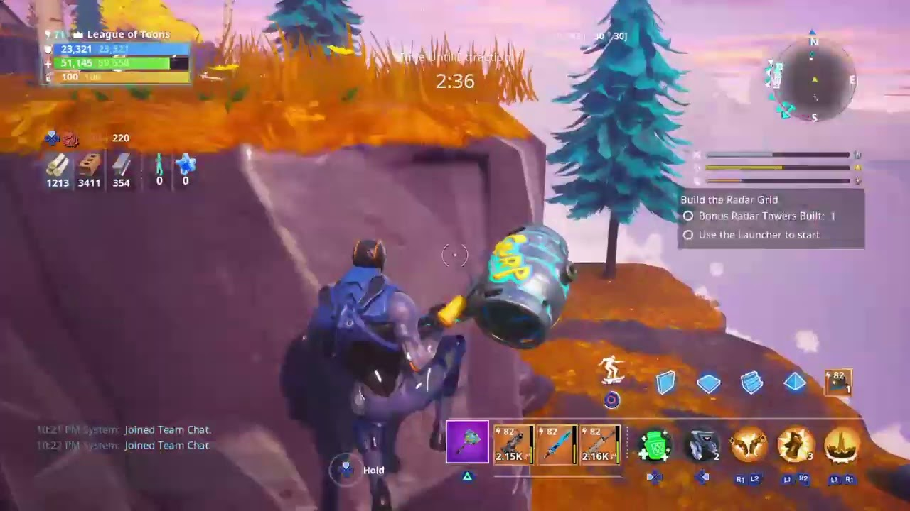 Penny Hits the Road 2 & Taco Time   Fortnite - Battle Royale/Save the World  - Walkthrough Part 161