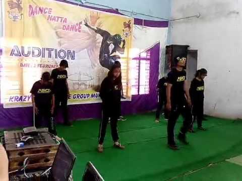 ABCD Dance Group Hatta, Damoh(m.p.)