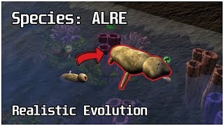 THE BEST EVOLUTION SIMULATOR! | Species: ALRE | [Early Access]