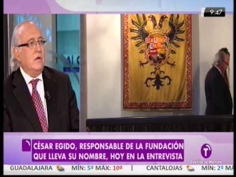 Museodelapalabra.com Entrevista a César Egido