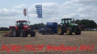 Relacja z targów rolniczych Agro-Tech Minikowo/Lato na Kujawach odcinek specjalny/Oglądaj w HD