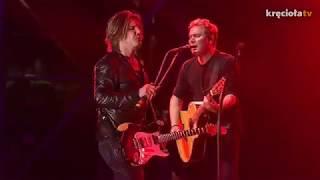 Goo Goo Dolls - So Alive (Pol'and'Rock Festival Live stream, 8-2-18)