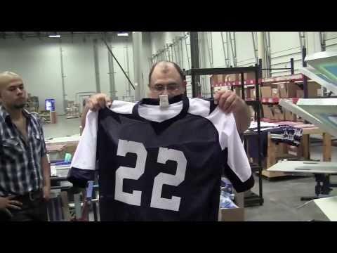 399d73377ec Custom Jersey 101 - YouTube