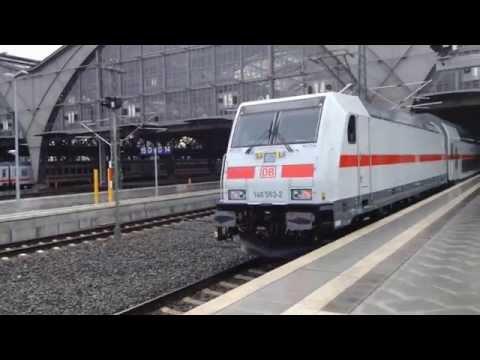 Doppelstock InterCity/ InterCity 2 der Deutschen Bahn: Vorstellung und Mitfahrt