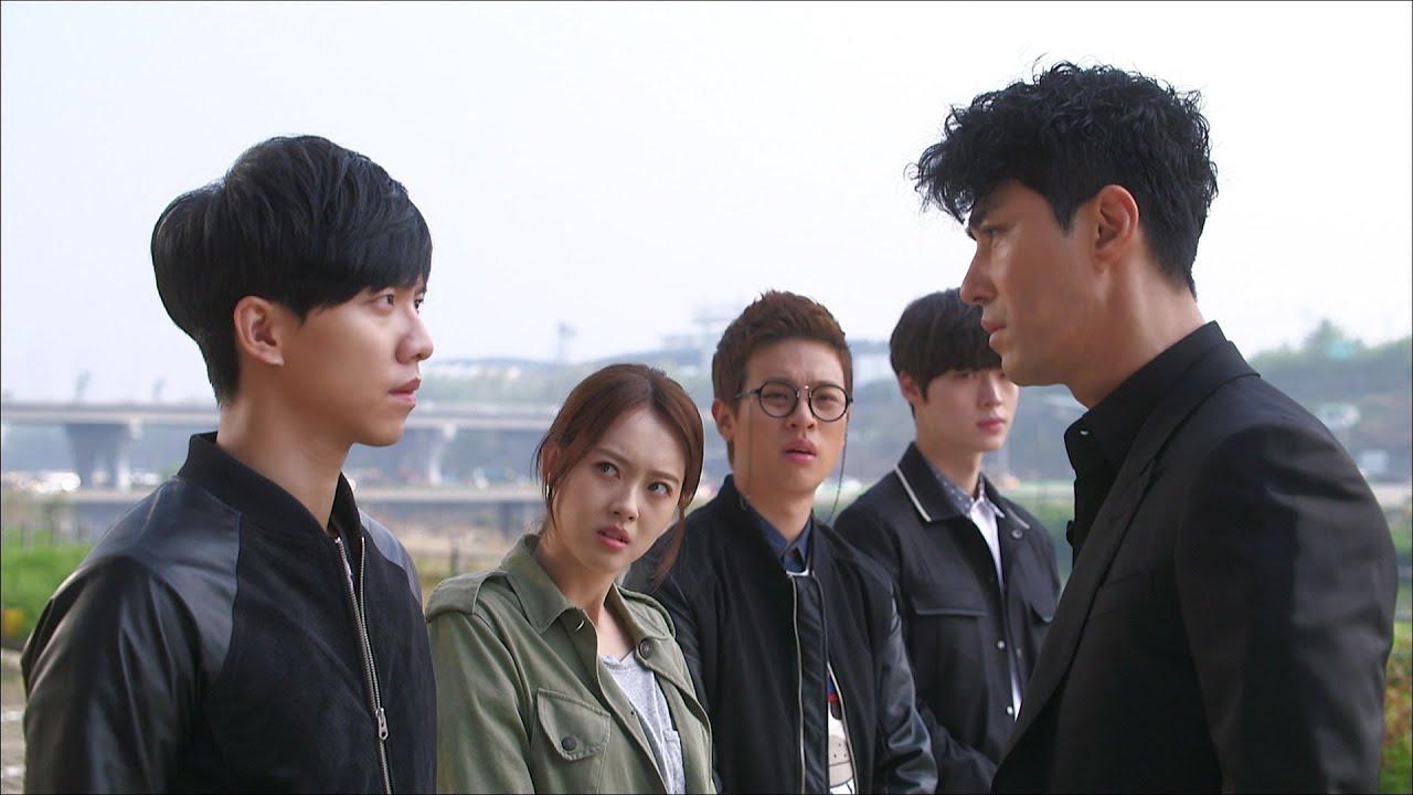 دانلود سریال کره ای همگی شما محاصره شدید