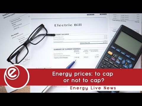 Energy prices: to cap  or not to cap?