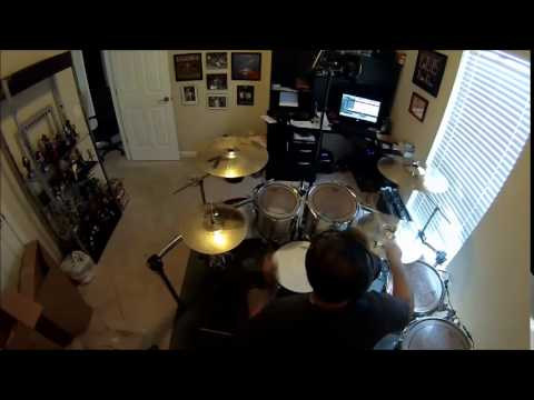 HUNGRY BY WHITE LION DRUM COVER